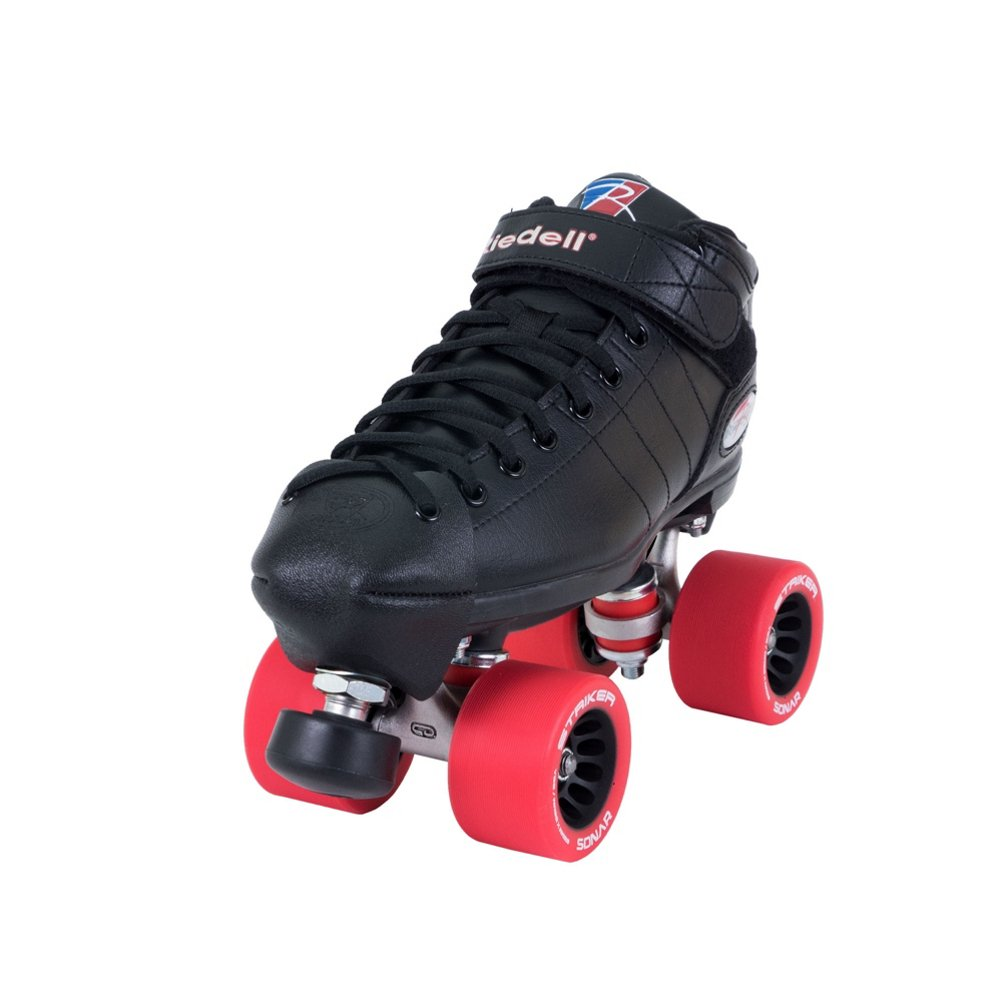 Riedell R3 Womens Derby Roller Skates 2017 - 9.0 by Riedell