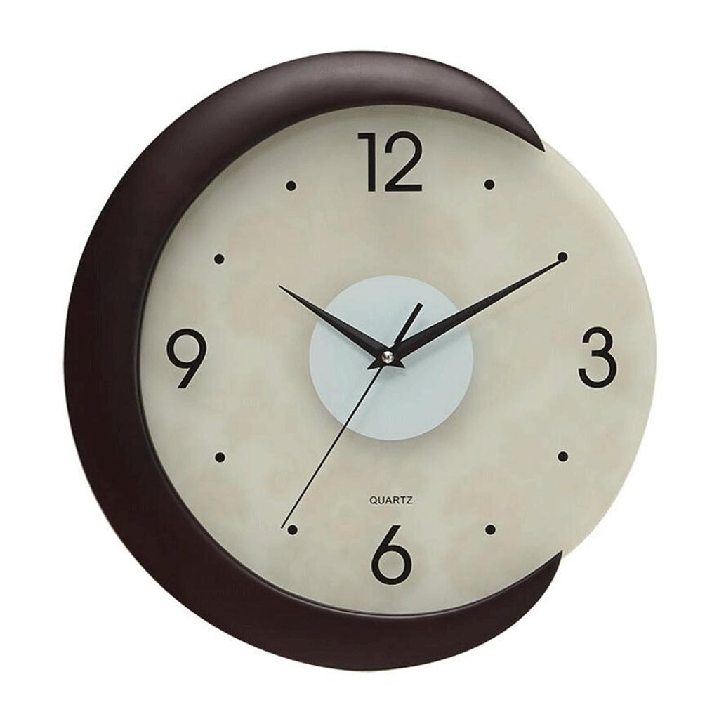 LINGZHIGAN 木製の時計クリエイティブリビングルーム現代の時計の装飾アートクリエイティブ時計 ( 色 : B ) B07CJVZLP2 B B