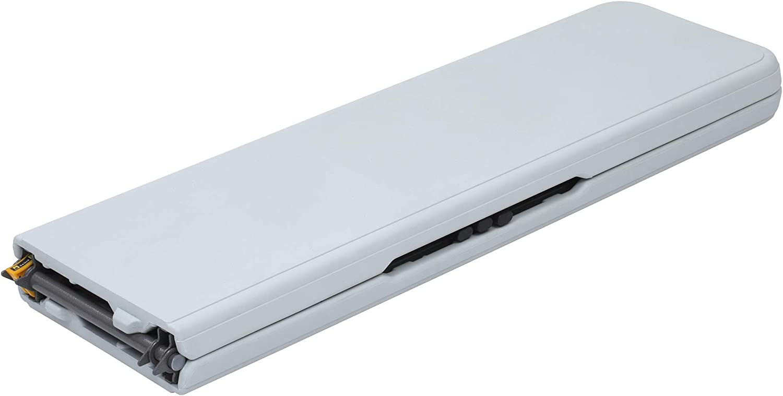 Banco-Plegable-Rectangular-180-x-28-x-43-cm-color-blanco-Tenco-TG183 miniatura 2