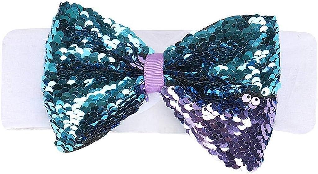 Bandeau de fleur /élastique Bandeau B/éb/é Fille Cheveux Wraps Multicolore Bandeaux Bandeaux Doux#2 Photographie Headband Accessoires LAEMALLS 8 Pcs B/éb/é Bandeaux B/éb/é Bandeau pour 0 /à 4 ans