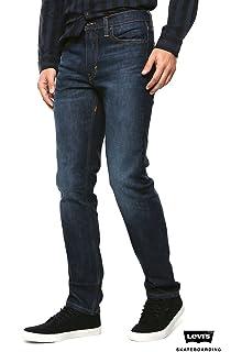 a08bfce2e Calça Jeans Levis Man 511 Slim Escura  Amazon.com.br  Amazon Moda