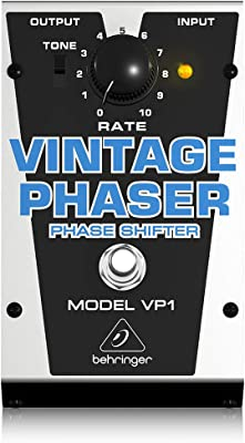 Behringer Vintage Phaser VP1 review