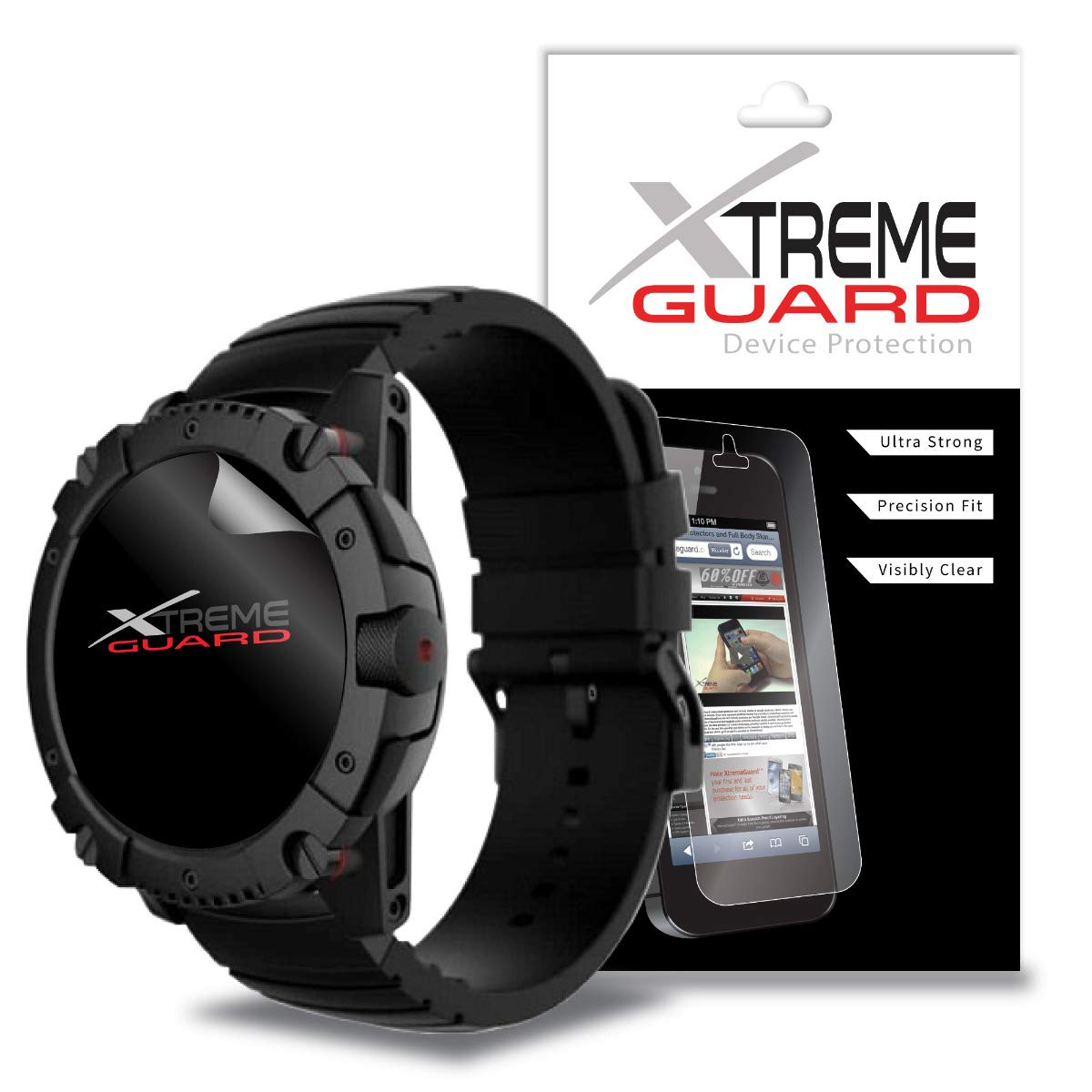 Amazon.com: Premium XtremeGuard Screen Protector Cover ...