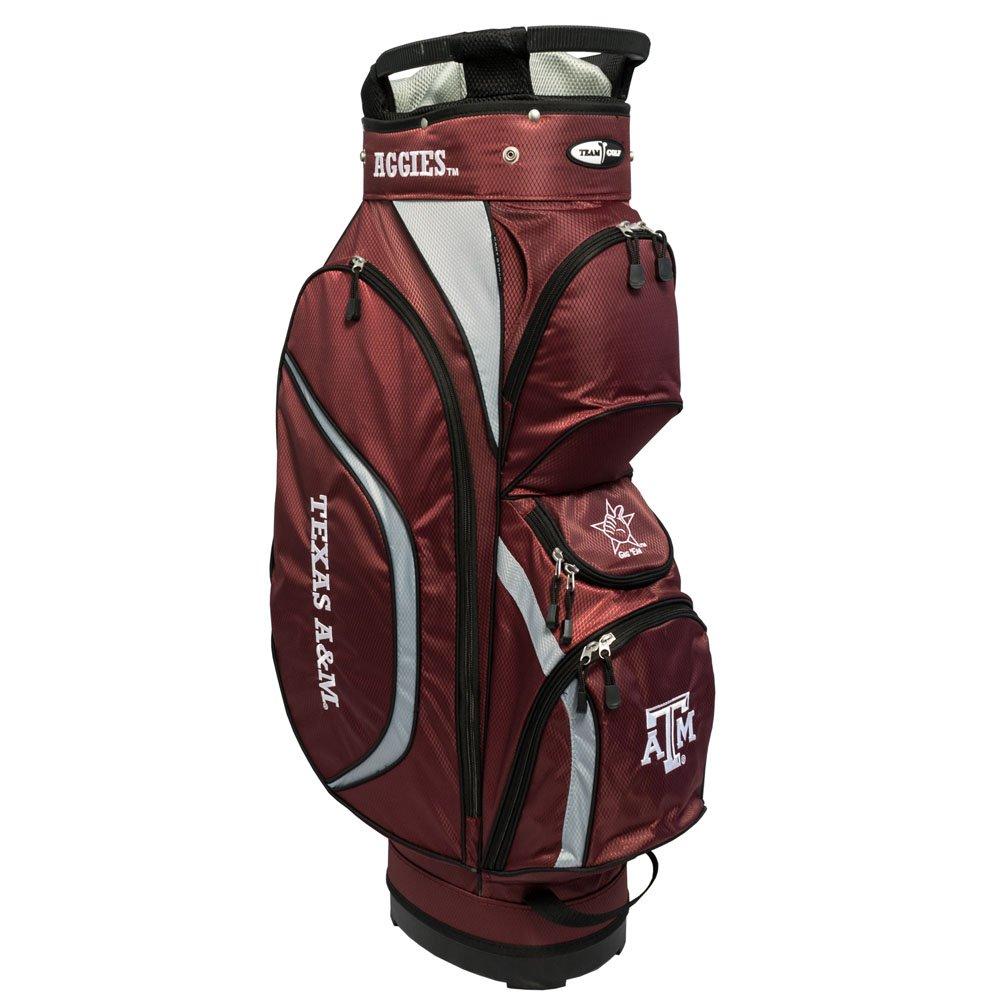 NCAAテキサスA & M Aggies Clubhouseゴルフカートバッグ B01HR7SQEA