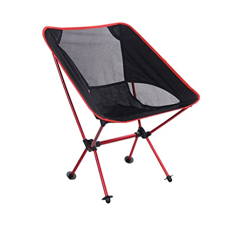 Camping Fold Up Chairs With Bag,Lightweight And Compact Folding Camping  Backpacking Chairs,Portable