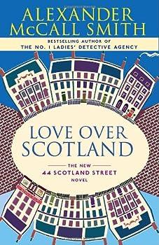 Love Over Scotland 0307275981 Book Cover