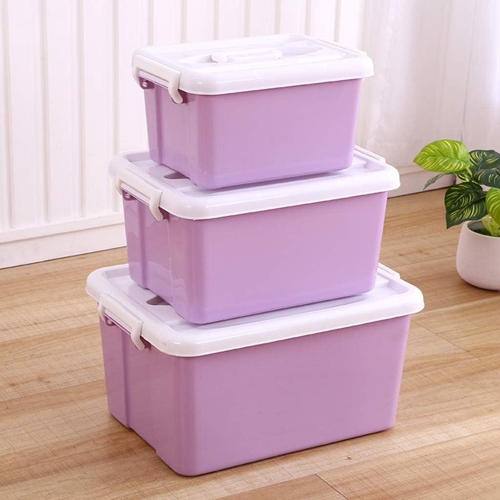Caja de almacenamiento pequeña Caja de plástico de plástico Caja ...