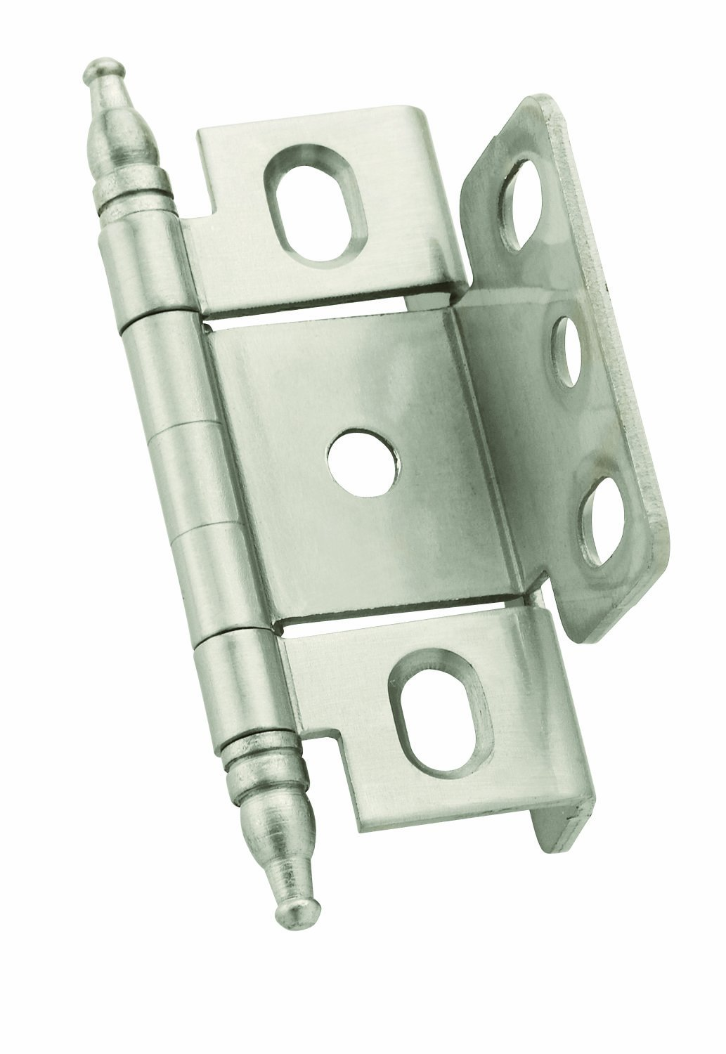 Superieur Amerock PK3175TMG10 Full Inset, Full Wrap, Minaret Tip Hinge With  3/4in(19mm) Door Thick.   Satin Nickel   Cabinet And Furniture Hinges    Amazon.com
