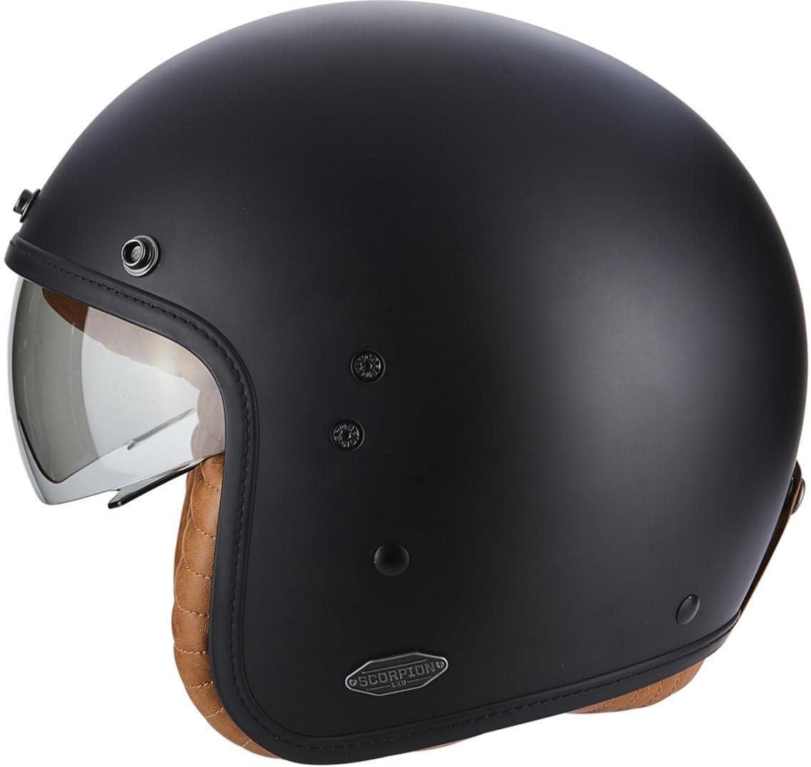Scorpion Helm Motorrad Belfast Luxe Gr/ö/ße XXXL mehrfarbig