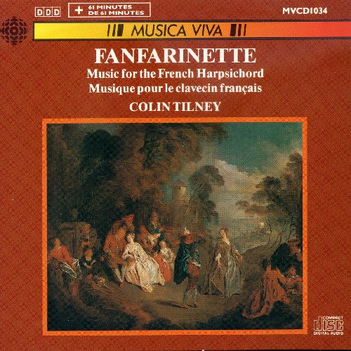 Fanfarinette: Music for the French Harpsichord