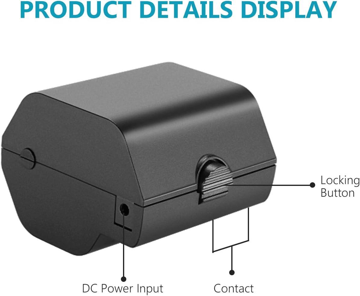 Neewer 14,8V 4000mAh Bater/ía Iones Litio para Neewer i6T EX 600W Estudio Flash Bater/ía de Repuesto de Flash Recargable de Alta Capacidad
