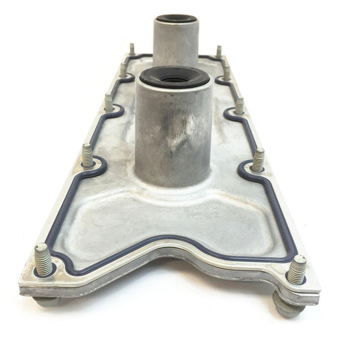 New Gm Oem Engine Valley Cover 12561107 Gen Iii Lm7 Lq4 5 7 Diagram Lq9 48l 53l 60l Automotive