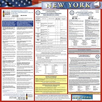 Amazon new york state labor law poster only spanish state new york state labor law poster only spanish state labor law poster only sciox Images