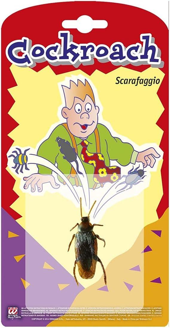 Horror-Shop La Cucaracha como Artículo De Broma: Amazon.es: Juguetes y juegos