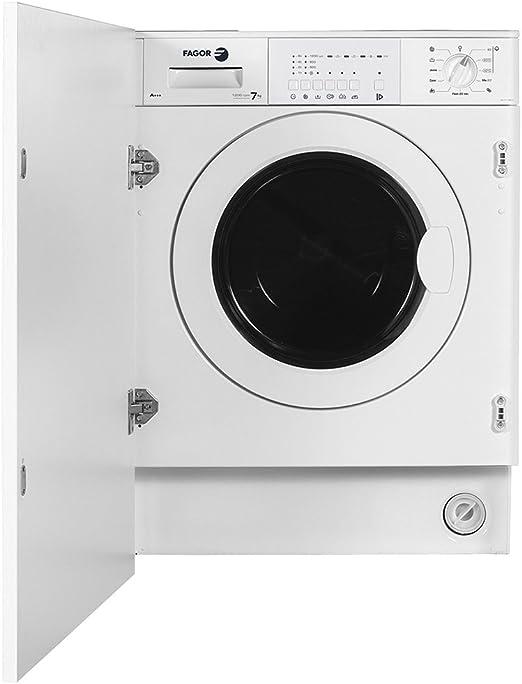 Fagor FE-7112ITA - Lavadora secadora, clase de eficiencia ...