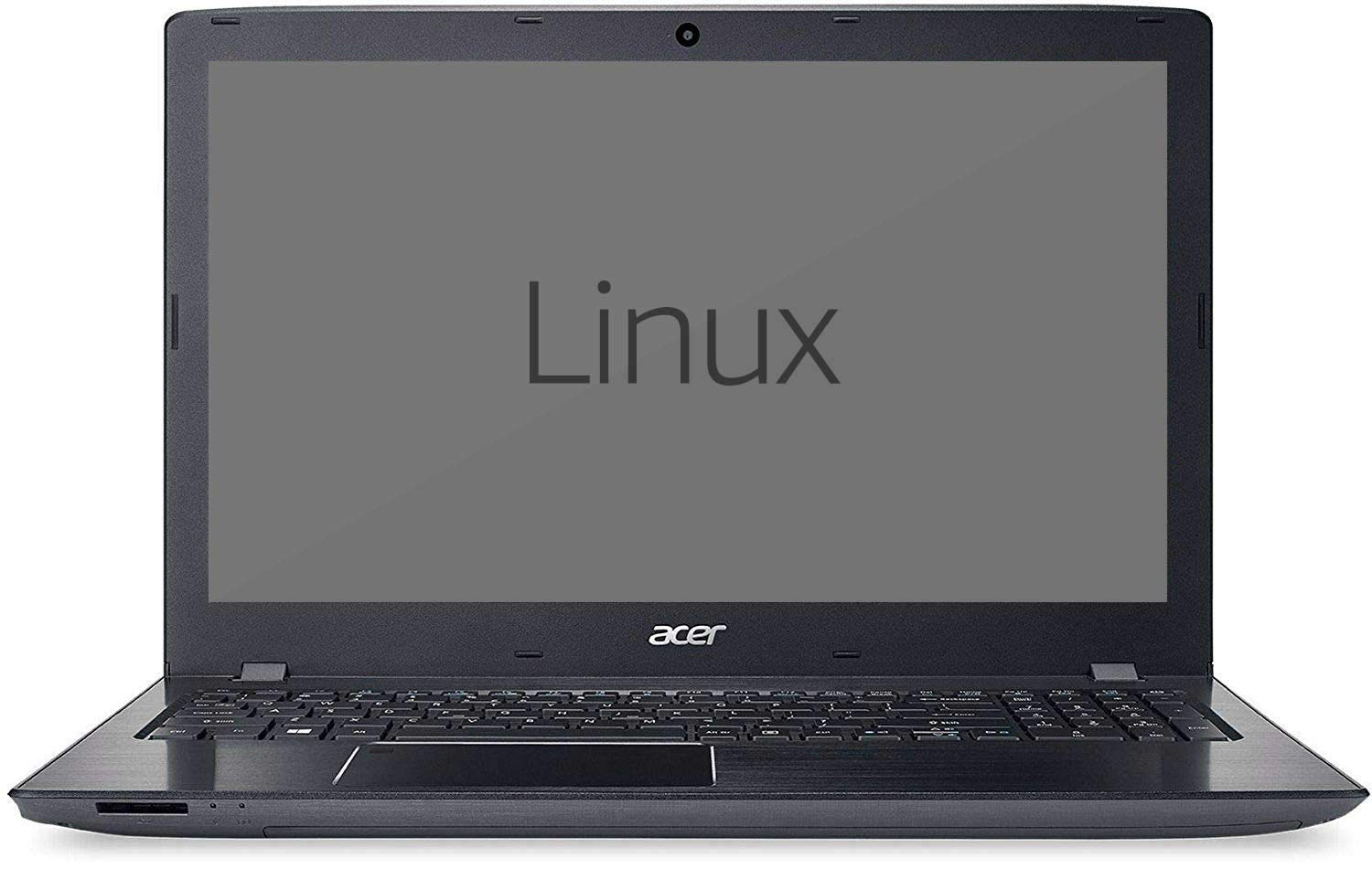 Buy Acer Aspire E15 E5-576 Intel Core i3 6th gen 15.6-inch Laptop (6006U  4GB/1TB HDD/Linux/Black/2.23kg) Online at Low Prices in India - Amazon.in