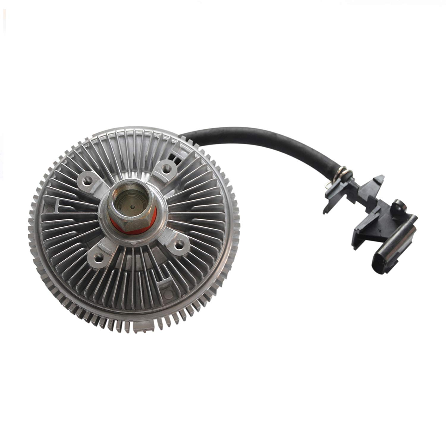 Electric Engine Cooling Radiator Fan Clutch for 2002 2003 2004 2005 2006 2007 2008 2009 Trailblazer Chevy GMC Envoy L6 V8 Replace#3201