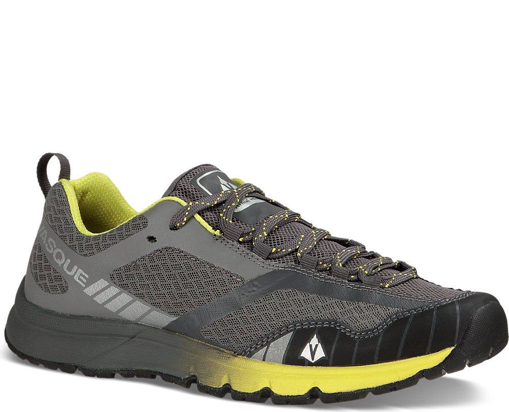 Vasque Women's Vertical Velocity Running Shoes B0765DM9LN 9.5 B(M) US|Gargoyle / Green