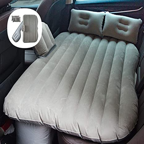 Colchón Inflable Coche Cama Hinchable Plegable Inflable ...