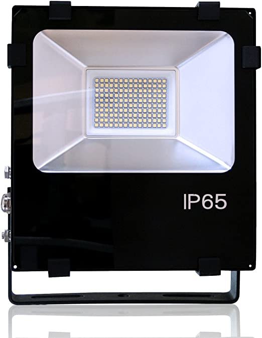 Ilumia - Proyector Industrial LED de 150W: Amazon.es: Iluminación