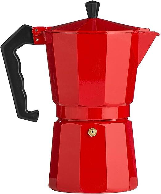 Premier Housewares - Cafetera de Espresso para 9 Tazas: Amazon.es ...