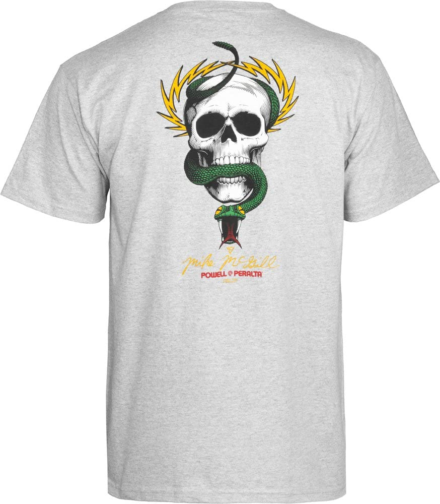 Powell-Peralta McGill Skull and Snake T-Shirt 2XL
