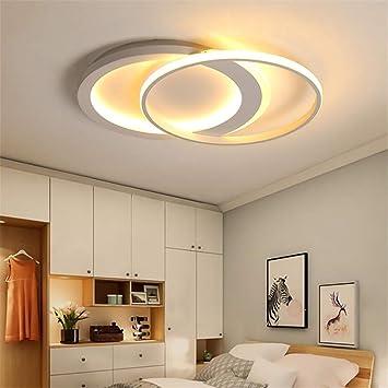 Amazon.com: ZM3 Lámpara de Techo LED Lámpara de Dormitorio ...