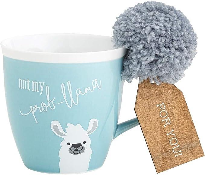 Llama Porcelain Mug