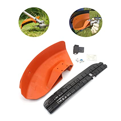 MODIFY-GT Trimmer Strimmer Deflector Guard Fit STIHL FS110 FS130 FS160 FS180 FS200 FS220 FS240 FS250,Replaces # 4119 007 1013,4119 007 1027