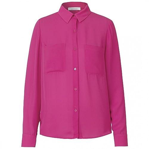 Samsoe & Samsoe Camiseta de Mujer de Milly NP 3903