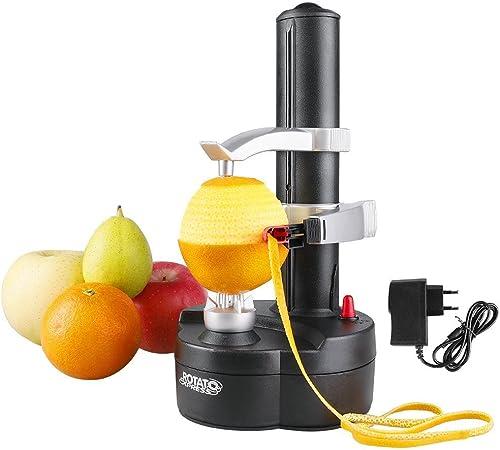 Electrique Rotatif Auto Eplucheur à Légume Fruit Outil à Epluchage Vite