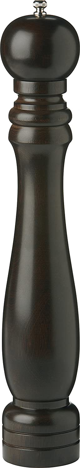 Trudeau 071322 Excalibur Pepper Mill, Brown