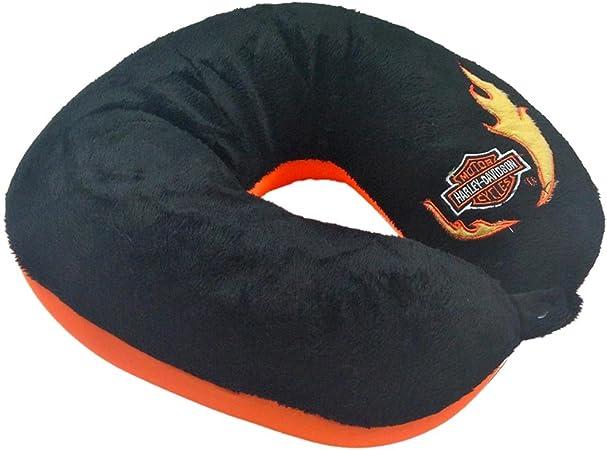 Harley Davidson Neck Pillow Black