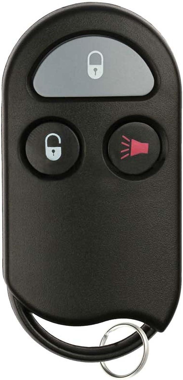 KeylessOption Keyless Entry Remote Control Key Fob Replacement for KOBUTA3T KPT3511