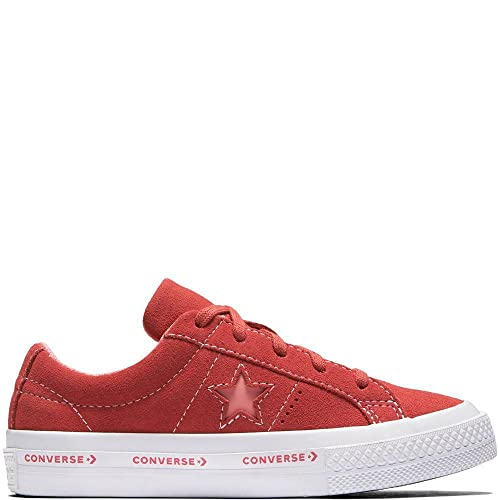 7eab02d781c Converse Unisex Kids  Lifestyle One Star Ox Suede Fitness Shoes ...