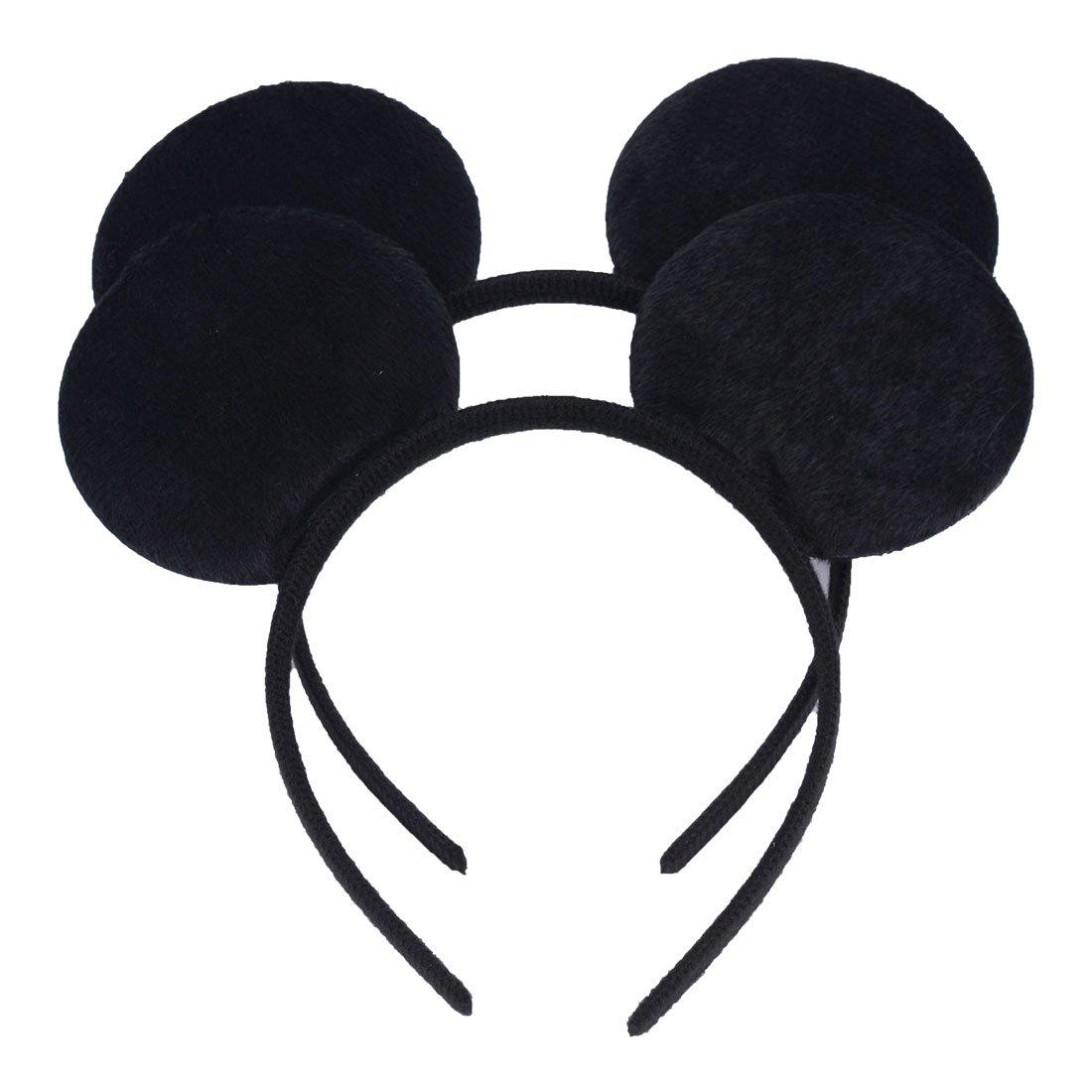 Warrior Princess and mushu Dragon Mouse Ears style Headband