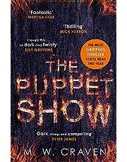 The Puppet Show: Winner of the CWA Gold Dagger Award 2019 (Washington Poe)