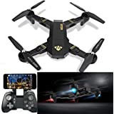 RC Drone,ABCsell VISUO XS809HW Wifi FPV 2MP Camera 2.4G Selfie RC Helicopter Toys