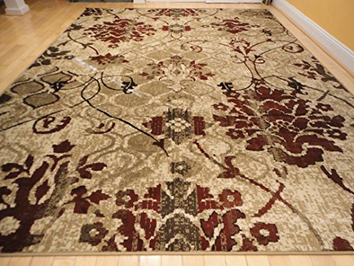 Buy country area rugs 5x7 clearance under 50