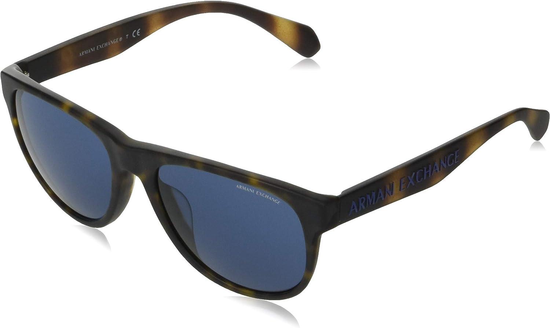 AX Armani Exchange Men's Ranking TOP6 Ax4096sf Sunglasses Fit Square Asian Max 63% OFF