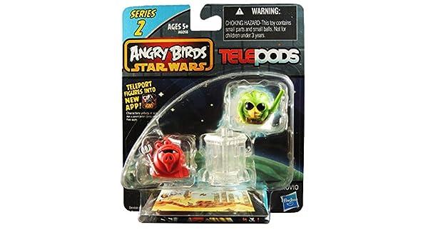 Angry Birds Star Wars Toys : Toys r us présente les telepods angry birds star wars youtube