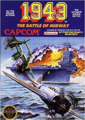 1943 Battle Midway Nes