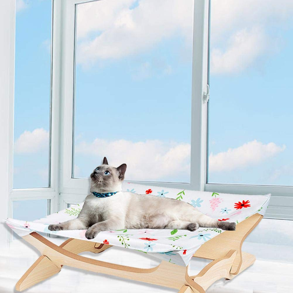 Waterfail Hamaca Estilo Asiento para Gato, Productos para Mascotas ...