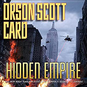 Hidden Empire: The Empire Duet, Part 2 Audiobook