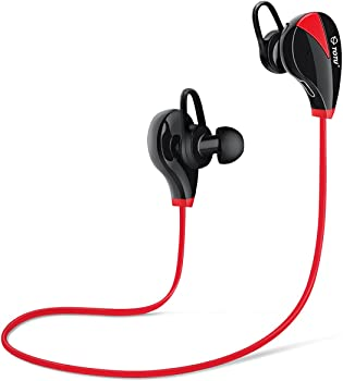 TOTU Wireless Sports Earphones In Ear Earbuds with Mic