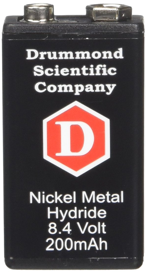Drummond Scientific 4-000-035 Ni-MH Rechargeable Battery for Portable Pipet-Aid by Drummond Scientific