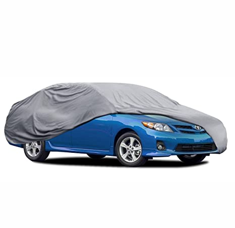 Amazon.com: Car Cover for Toyota Corolla Waterproof Multi Layers Sun Dust Proof Breathable: Automotive