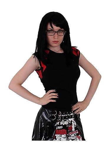 Phaze - Camiseta sin Mangas - Rayas - para Mujer