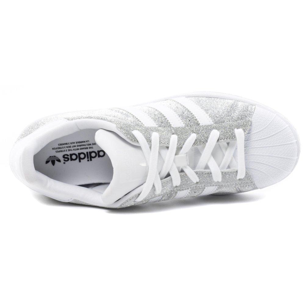 85cb7c3528 adidas Superstar Glitter Donna Trainers: Amazon.it: Scarpe e borse