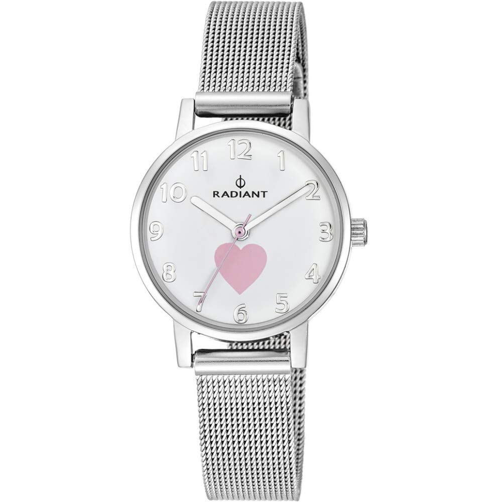 Radiant Heart & Butterfly RA450202 Kid White Watch